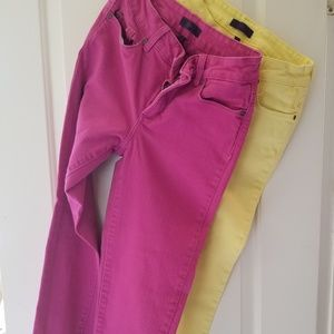 Bundle of two NYDJ jeans
